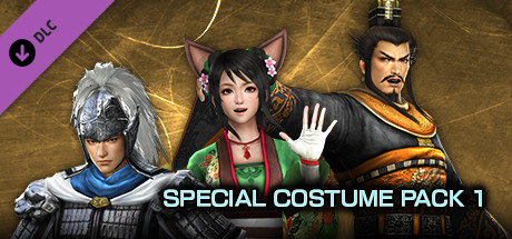 DW8E: Special Costume Pack 1