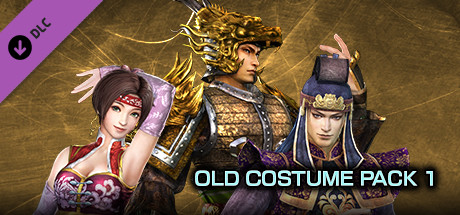 DW8E: Old Costume Pack 1