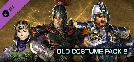 DW8E: Old Costume Pack 2
