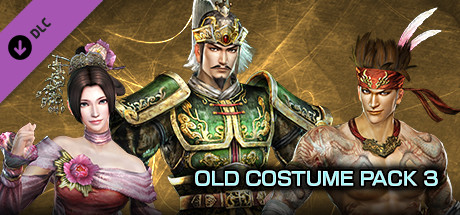 DW8E: Old Costume Pack 3