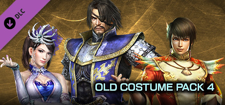 DW8E: Old Costume Pack 4