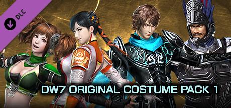 DW8E: DW7 Original Costume Pack 1
