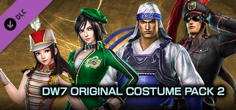 DW8E: DW7 Original Costume Pack 2