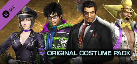 DW8E: Original Costume Pack