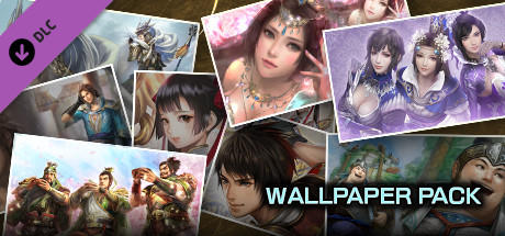 DW8E: Wallpaper Pack