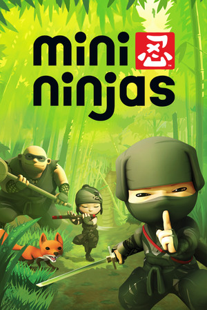Mini Ninjas poster image on Steam Backlog