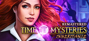 Time Mysteries: Inheritance - Remastered cover art