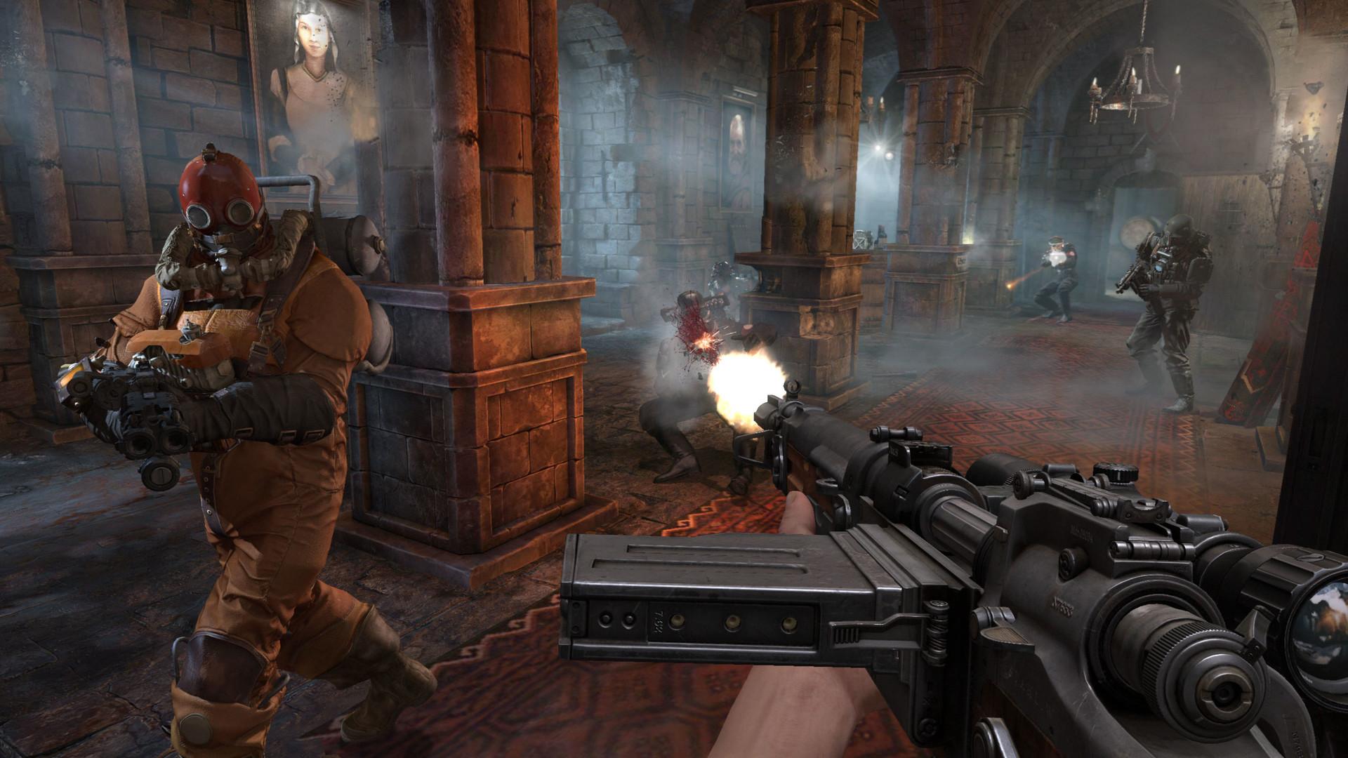 Wolfenstein The Old Blood ESPAÑOL PC Full (CODEX) 4