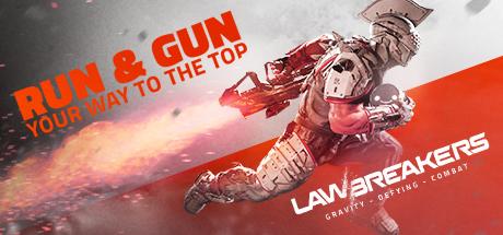 Lawbreakers,PS4 Gameplay Demo   E3 2017