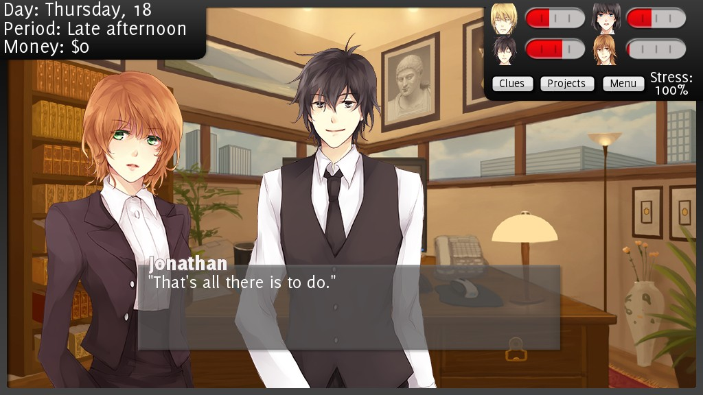 Dating sims anime pc