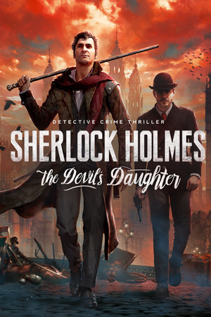 Sherlock Holmes: The Devil's Daughter poster image on Steam Backlog