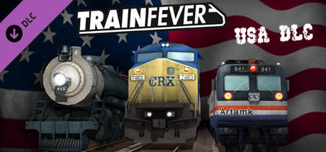 Train Fever: USA DLC