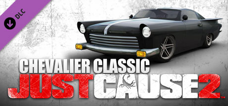 Just Cause 2: Chevalier Classic
