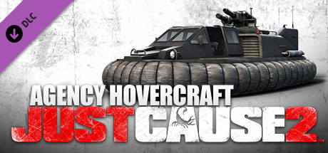 Just Cause 2: Agency Hovercraft (DLC)