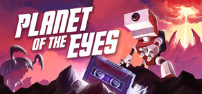 Planet of the Eyes cover art
