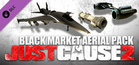 Just Cause 2: Black Market Aerial Pack DLC