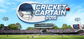 Cricket Captain 2015 cover art