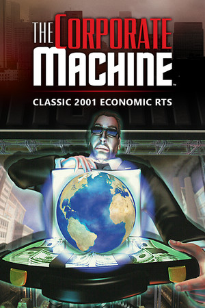 The Corporate Machine poster image on Steam Backlog