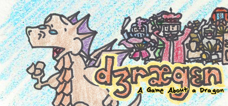 DRAGON: A Game About a Dragon cover art