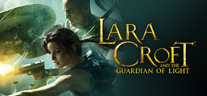 Lara Croft and the Guardian of Light cover art