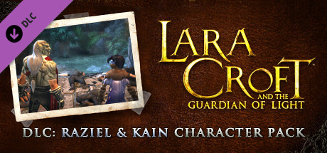 Купить Lara Croft GoL: Raziel and Kain Character Pack (DLC)