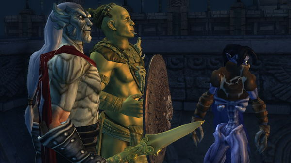 Lara Croft GoL: Raziel and Kain Character Pack (DLC)