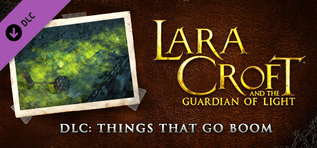 Купить Lara Croft GoL: Things that Go Boom - Challenge Pack 2 (DLC)