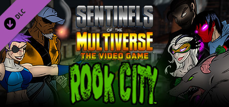 Sentinels of the Multiverse - Rook City