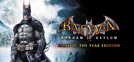 Batman: Arkham Asylum Game of the Year Edition