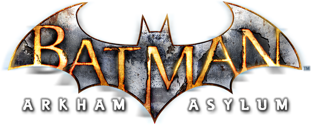 Batman: Arkham Asylum Game of the Year Edition logo