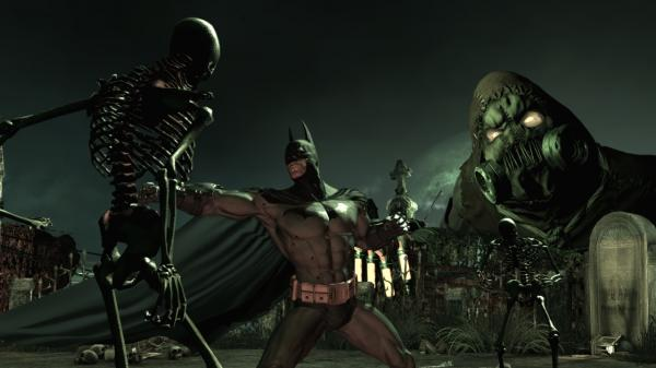 Скриншот №4 к Batman Arkham Asylum Game of the Year Edition