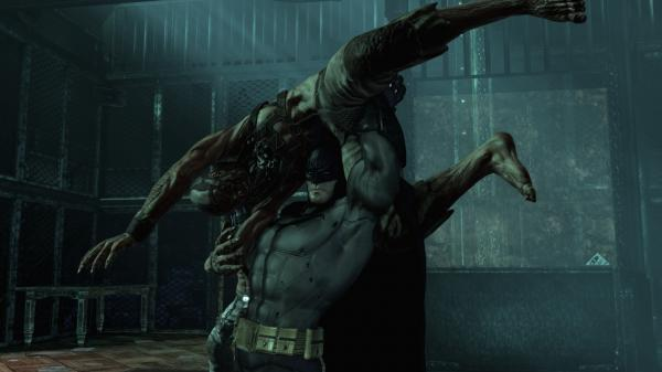 Скриншот №1 к Batman Arkham Asylum Game of the Year Edition