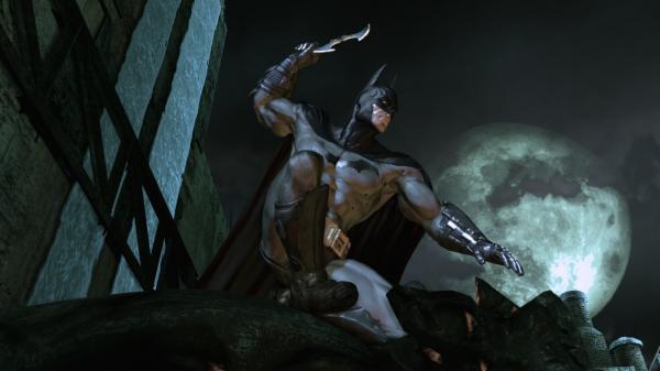 Batman: Arkham Asylum Game of the Year Edition Screenshot