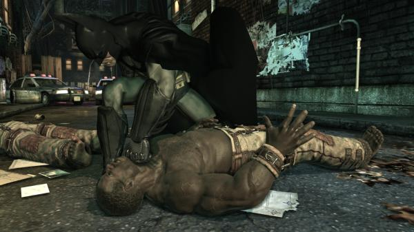 Скриншот №3 к Batman Arkham Asylum Game of the Year Edition