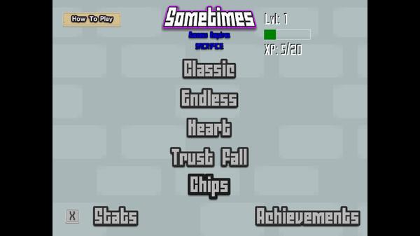 Sometimes: Success Requires Sacrifice