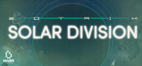 Solar Division cover art