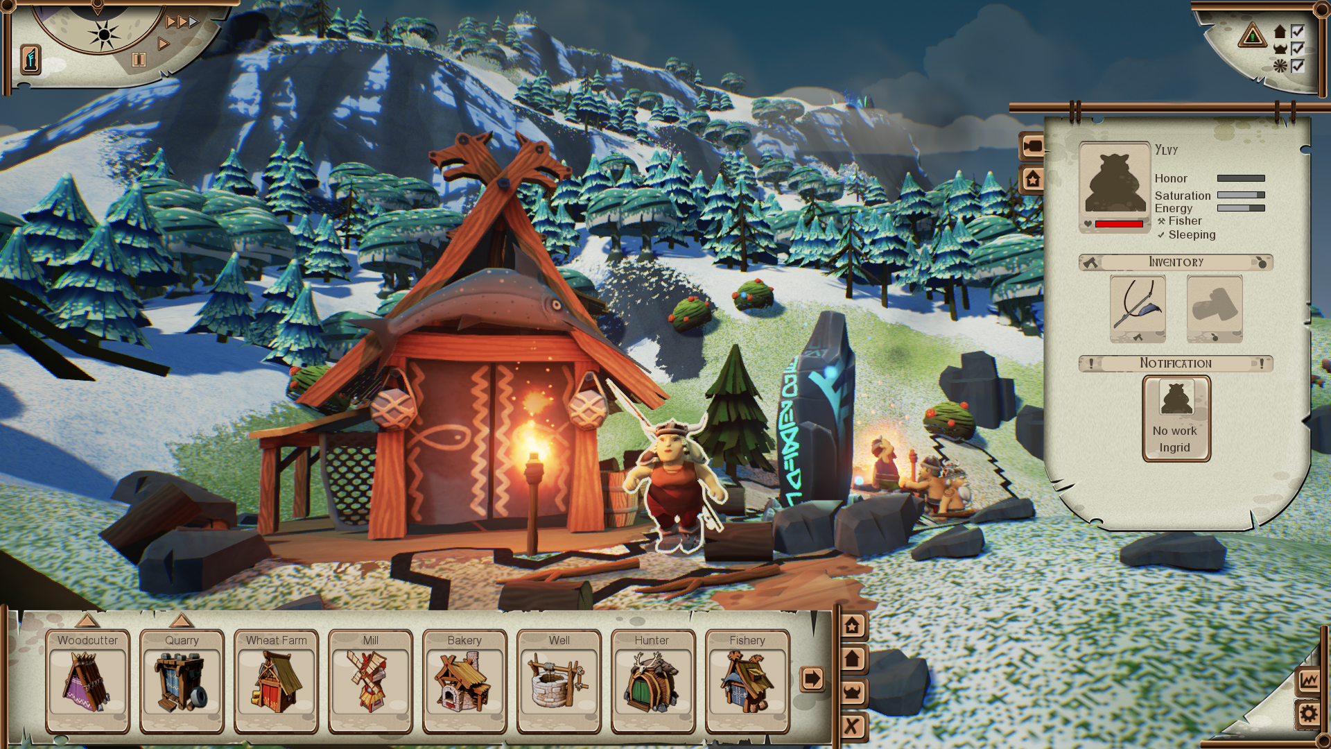 Valhalla Hills screenshot 3