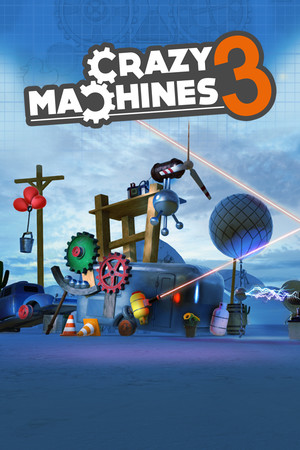 Crazy Machines 3 poster image on Steam Backlog