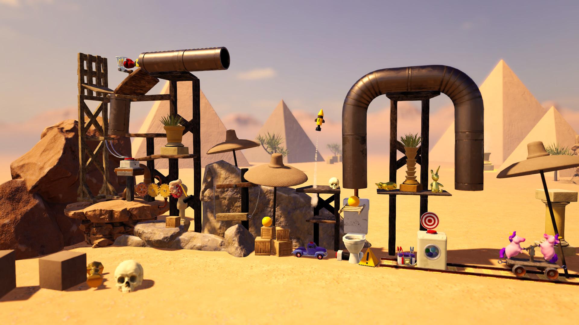 Crazy Machines 3 Screenshot 1