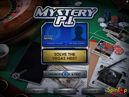 Mystery P.I.™ - The Vegas Heist