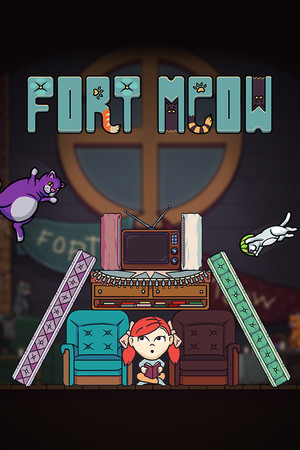 Fort Meow poster image on Steam Backlog