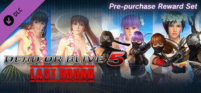 DOA5LR Pre-purchase Reward Set cover art