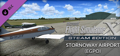 FSX: Steam Edition - Stornoway Airport (EGPO) Add-On