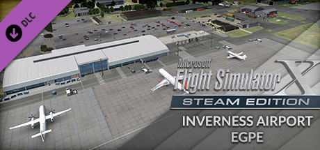 FSX: Steam Edition - Inverness Airport (EGPE) Add-On