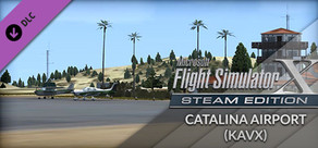 FSX: Steam Edition - Catalina Airport (KAVX) Add-On