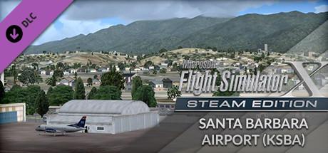 FSX: Steam Edition - Santa Barbara Airport (KSBA) Add-On