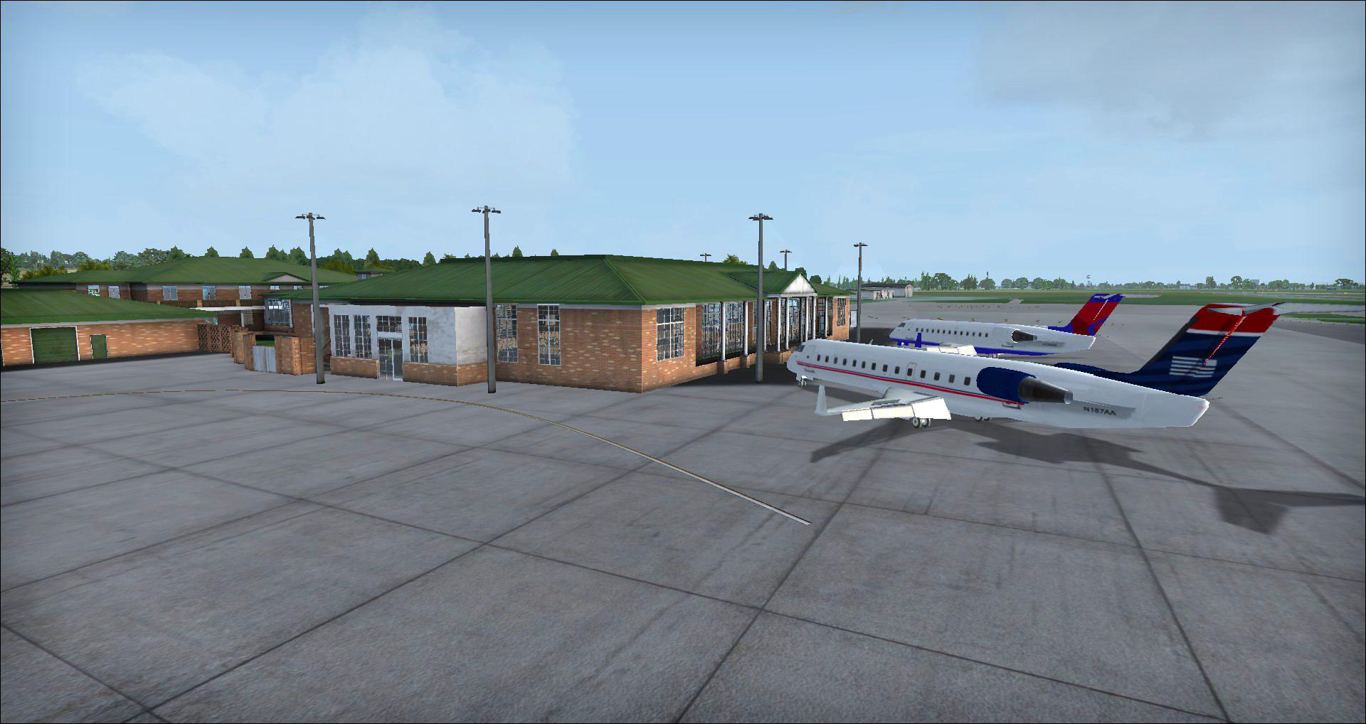 Microsoft Flight Simulator X: Steam Edition - Augusta Airport (KAGS) 2015 pc game Img-4