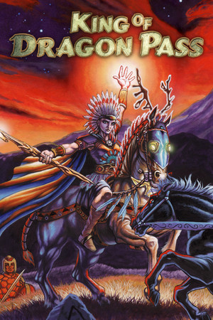 King of Dragon Pass poster image on Steam Backlog