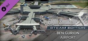 FSX: Steam Edition - Ben Gurion Airport cover art