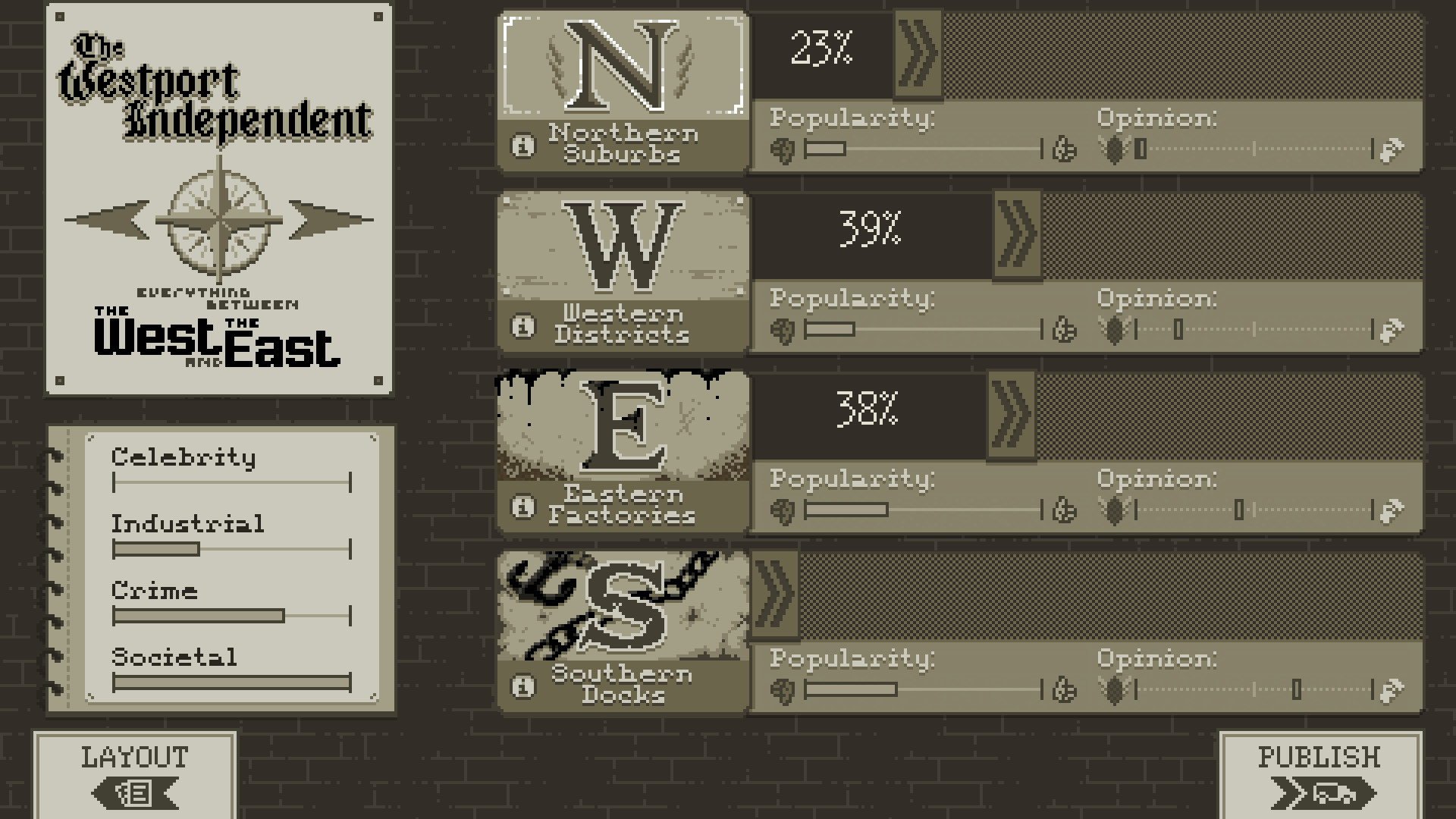 The Westport Independent screenshot 3